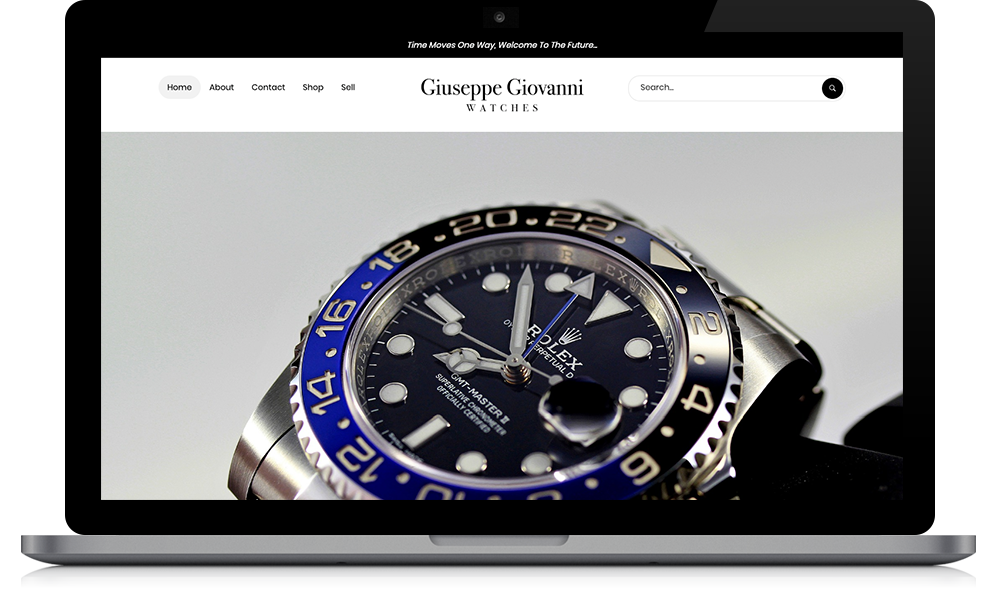 Giuseppe Giovanni Watches Nottingham Luxury Swiss Brands Blog