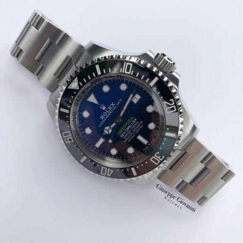 Rolex Deep Sea 126660 James Cameron 2019 Steel Sea Dweller 1