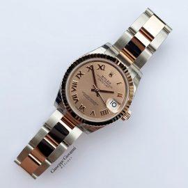 1 Rolex Date Just 31 278271 Rose Gold Oystersteel Oyster Bracelet 2020