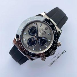 Rolex Daytona 116519LN White Gold Oysterflex 2021